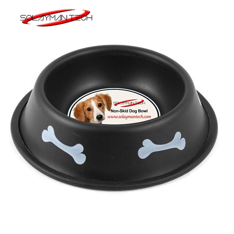 "Non-Skid Dog Bowl (5"" Diameter)"