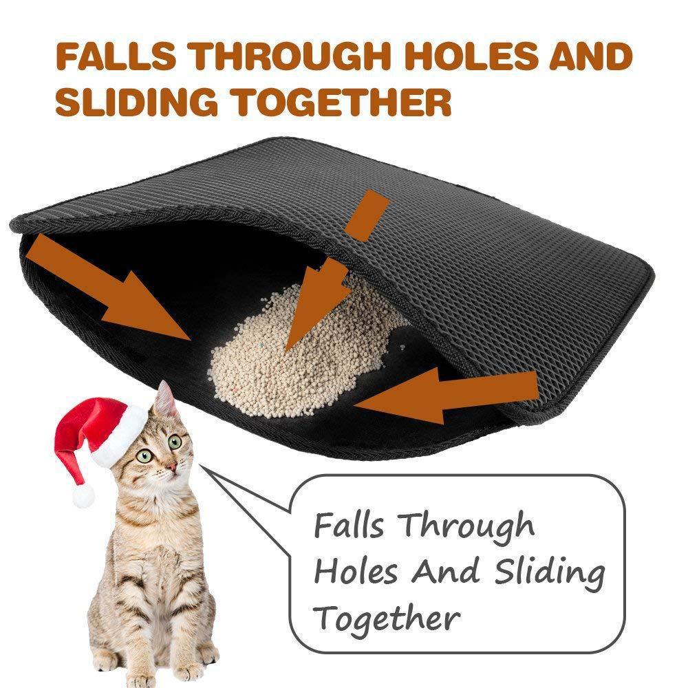 Litter Locker Cat Mat